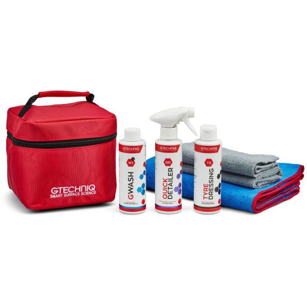 Gtechniq Basic Maintenance Kit Wash & Cure inkl. Tasche