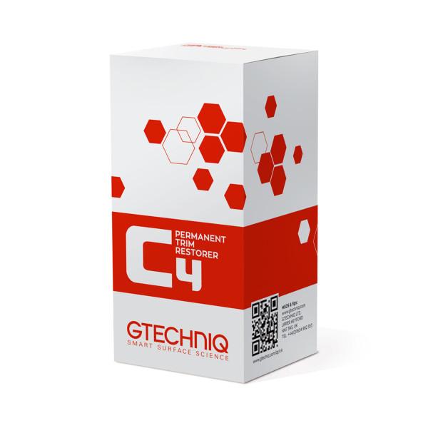 Gtechniq Permanent Trim Restorer Kunststoffversiegelung C4