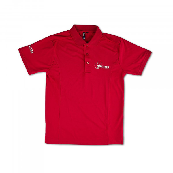 Gtechniq Red Technical Polo Shirt Größe XXL