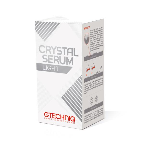 Gtechniq Profi Keramikversiegelung Crystal Serum Light CSL