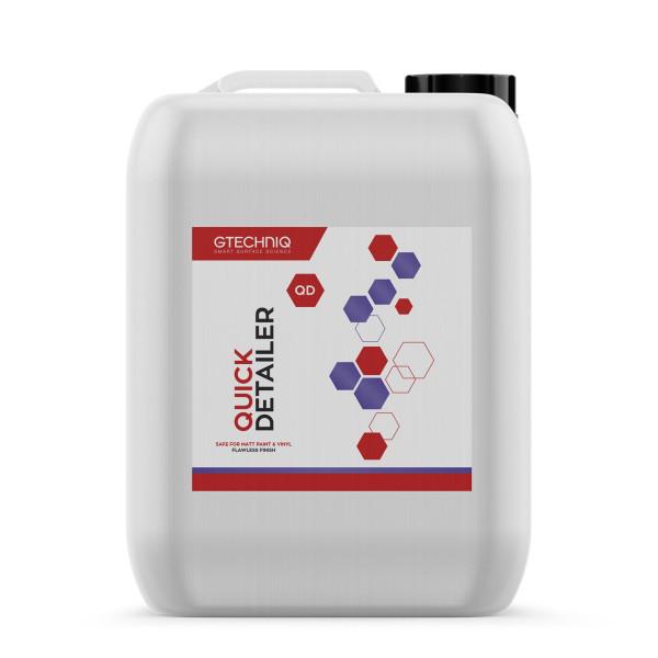 Gtechniq Quick Detailer QD Schnellreiniger für Keramikversiegelungen 5000ml