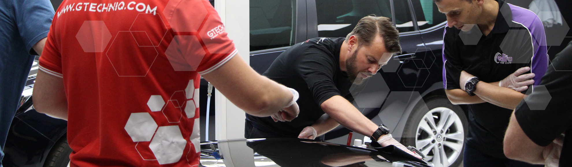 Gtechniq Accredited Detailers